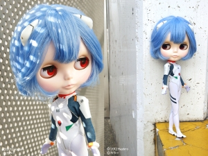 Rei Ayanami Blythe Doll