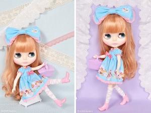 Sadie Sprinkle Blythe Doll