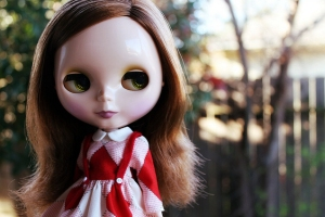 Prima Dolly Ashlette Blythe