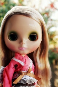 strawberry mille blythe