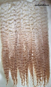 Sue Coyle natural mohair