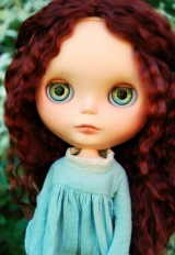 Funky Punkey's custom with mohair re-root